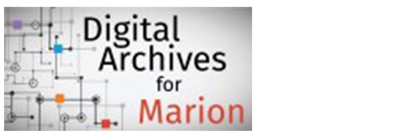 Digital Archives for Marion